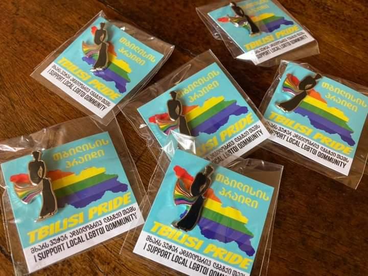 საქართველოში ლგბტე ორგანზაცია ჰომოსექსუალი შვილების მშობლებს რჩეჩებს სთავაზობს