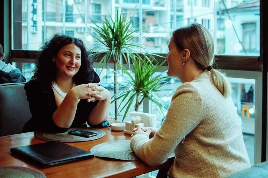 პროფესიის სიყვარულის გარეშე წარმატება წარმოუდგენელია – ლელა ბჟალავა ,,პერსონა 2021″ ის ტიტულს მიიღებს